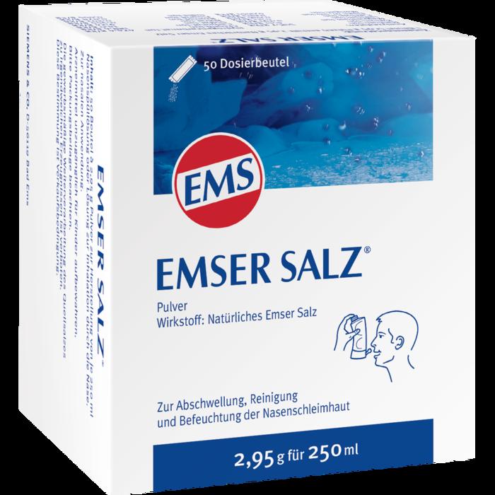 Salz Allergie