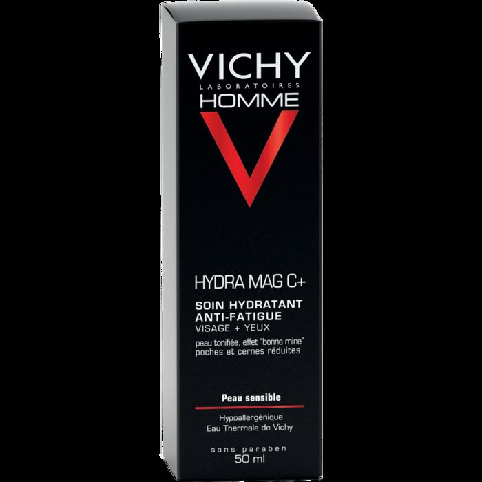 VICHY HOMME Hydra Mag C+ Creme