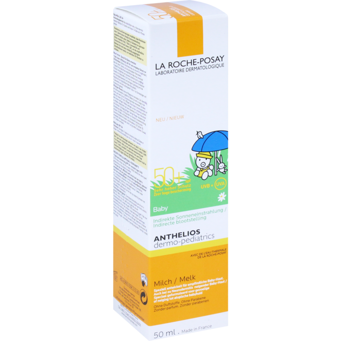 ROCHE-POSAY Anthelios Babymilch LSF 50+