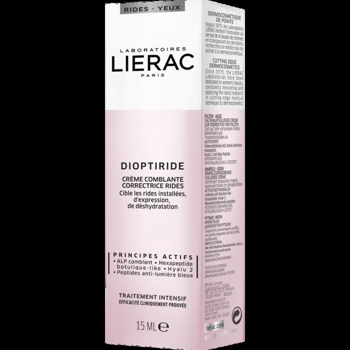 LIERAC Dioptiride Korrektur v.Falten Creme