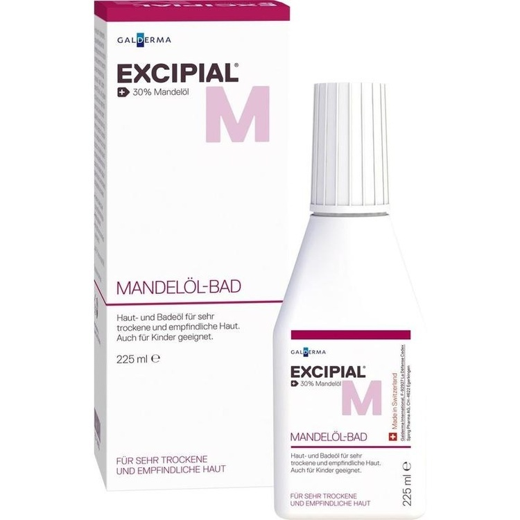 excipial mandelöl-bad 225 ml, Hause ideen